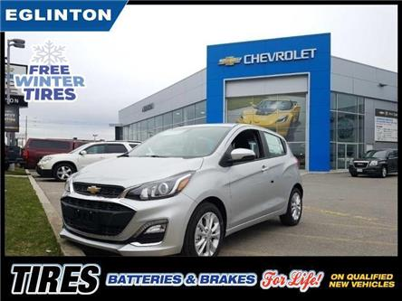 2019 Chevrolet Spark 1LT CVT (Stk: KC788400) in Mississauga - Image 1 of 16