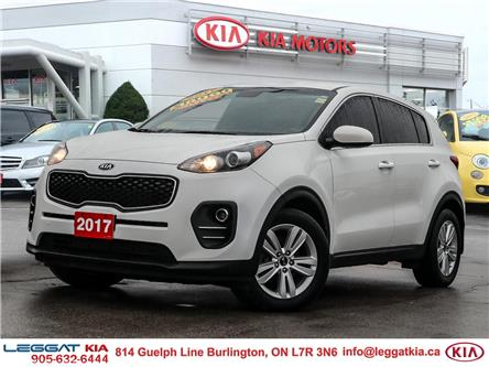 2017 Kia Sportage  (Stk: 907159A) in Burlington - Image 1 of 24