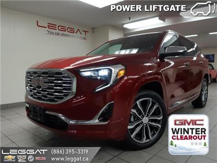 2020 GMC Terrain Denali (Stk: 208017) in Burlington - Image 1 of 20