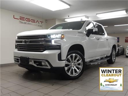 2020 Chevrolet Silverado 1500 High Country (Stk: 207521) in Burlington - Image 1 of 14