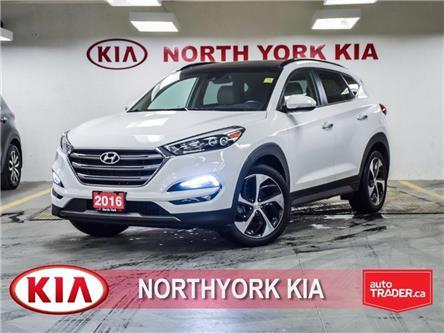 2016 Hyundai Tucson Ultimate (Stk: P0166) in Toronto - Image 1 of 26
