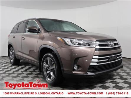 2019 Toyota Highlander Limited (Stk: D1900) in London - Image 1 of 30