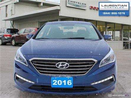 2016 Hyundai Sonata GLS (Stk: P0057A) in Sudbury - Image 2 of 20