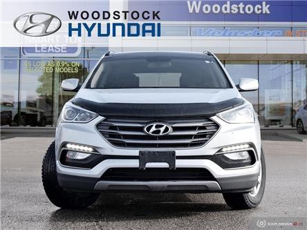 2017 Hyundai Santa Fe Sport 2.4 Luxury (Stk: HD19057A) in Woodstock - Image 2 of 27