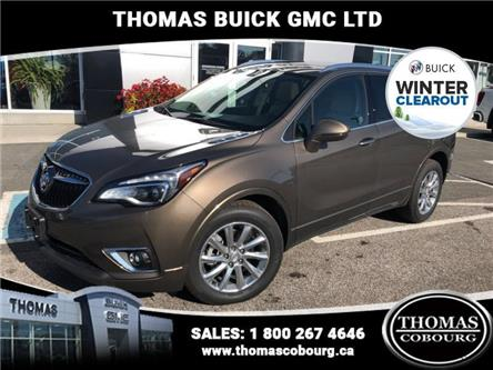 2019 Buick Envision Essence (Stk: B58631) in Cobourg - Image 1 of 15