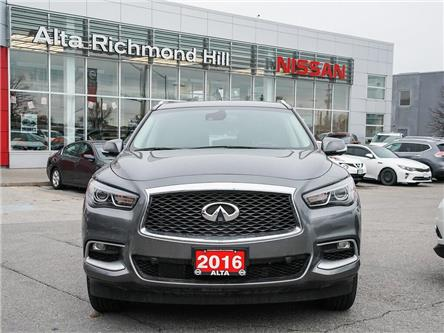 2016 Infiniti QX60 Base (Stk: RU2796) in Richmond Hill - Image 2 of 30