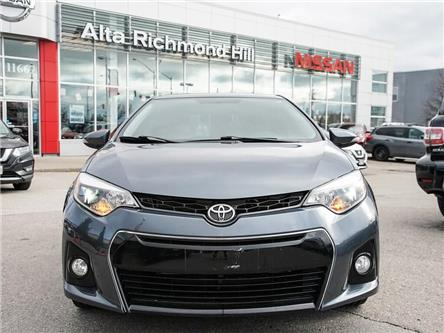 2015 Toyota Corolla S (Stk: RU2801) in Richmond Hill - Image 2 of 22