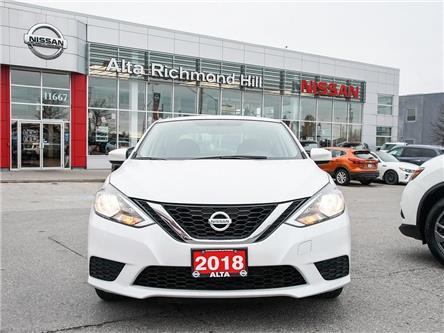 2018 Nissan Sentra 1.8 S (Stk: RU2800) in Richmond Hill - Image 2 of 18