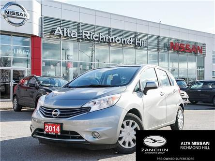2014 Nissan Versa Note 1.6 SV (Stk: RY19Q149A) in Richmond Hill - Image 1 of 7