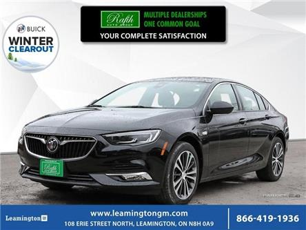 2019 Buick Regal Sportback Essence (Stk: 19-235) in Leamington - Image 1 of 29