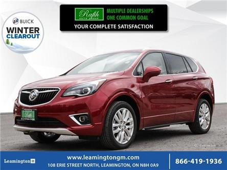 2019 Buick Envision Premium II (Stk: 19-456) in Leamington - Image 1 of 30