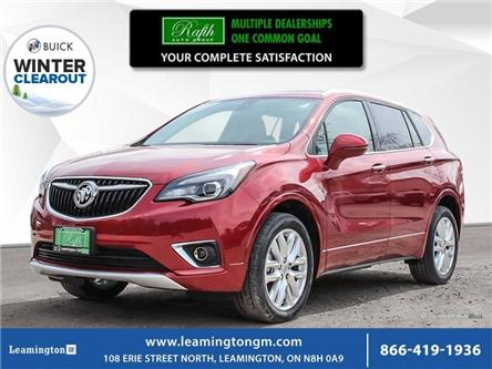 2019 Buick Envision Premium I (Stk: 19-355) in Leamington - Image 1 of 30