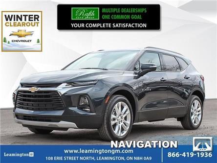2019 Chevrolet Blazer 3.6 True North (Stk: 19-433) in Leamington - Image 1 of 30