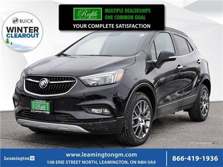 2019 Buick Encore Sport Touring (Stk: 19-530) in Leamington - Image 1 of 28