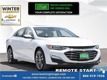 2019 Chevrolet Malibu Premier (Stk: 19-587) in Leamington - Image 1 of 26