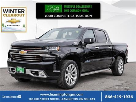 2020 Chevrolet Silverado 1500 High Country (Stk: 20-078) in Leamington - Image 1 of 30