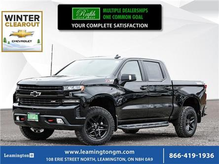2020 Chevrolet Silverado 1500 LT Trail Boss (Stk: 20-090) in Leamington - Image 1 of 30