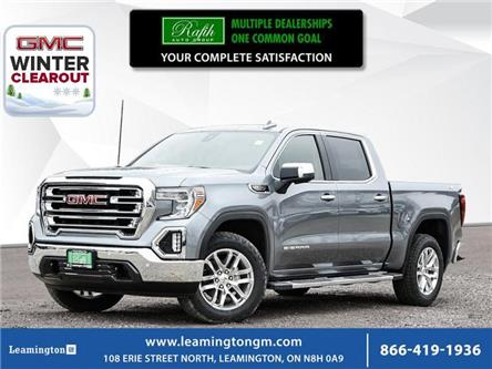 2020 GMC Sierra 1500 SLT (Stk: 20-153) in Leamington - Image 1 of 30