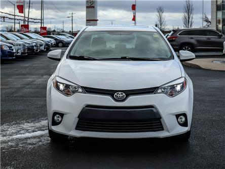2016 Toyota Corolla  (Stk: 19484A) in Ancaster - Image 2 of 28