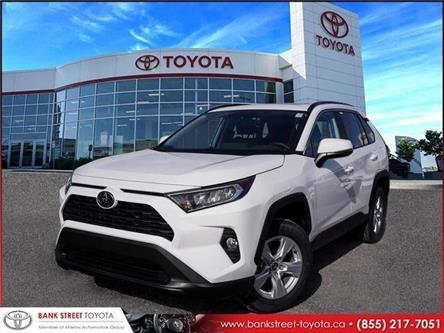 2020 Toyota RAV4 XLE (Stk: 28005) in Ottawa - Image 1 of 26