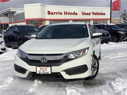 2017 Honda Civic LX (Stk: U17771) in Barrie - Image 1 of 25