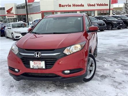 2016 Honda HR-V EX-L (Stk: U16897) in Barrie - Image 1 of 29