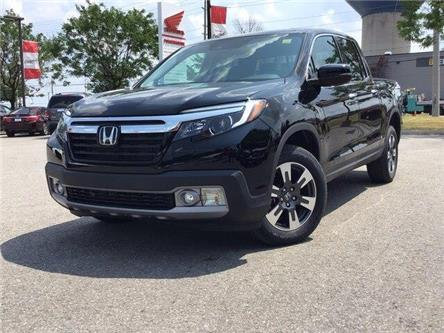 2019 Honda Ridgeline Touring (Stk: 192025) in Barrie - Image 1 of 19