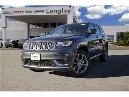 2020 Jeep Grand Cherokee Summit (Stk: L163572) in Surrey - Image 1 of 22
