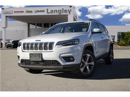 2020 Jeep Cherokee Limited (Stk: L531682) in Surrey - Image 1 of 20
