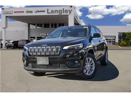 2020 Jeep Cherokee North (Stk: L553874) in Surrey - Image 1 of 19