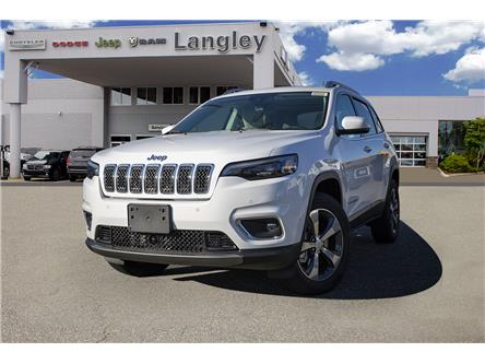 2020 Jeep Cherokee Limited (Stk: L550177) in Surrey - Image 1 of 21