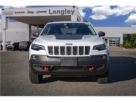2020 Jeep Cherokee Trailhawk (Stk: L544270) in Surrey - Image 2 of 20