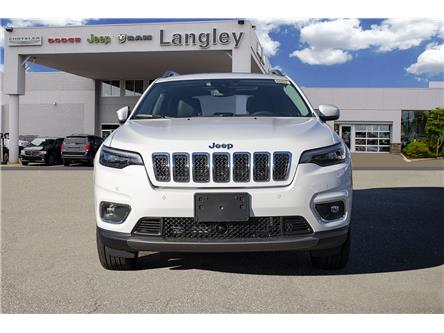 2020 Jeep Cherokee Limited (Stk: L531682) in Surrey - Image 2 of 20