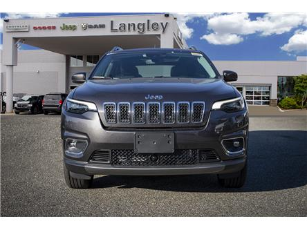 2020 Jeep Cherokee Limited (Stk: L557321) in Surrey - Image 2 of 20