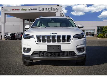 2020 Jeep Cherokee Limited (Stk: L550177) in Surrey - Image 2 of 21