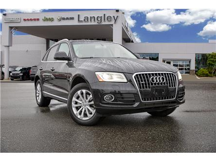 2017 Audi Q5 2.0T Progressiv (Stk: K835173A) in Surrey - Image 1 of 21