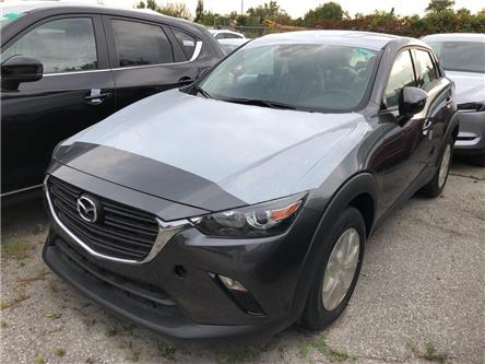 2019 Mazda CX-3 GS (Stk: 81404) in Toronto - Image 1 of 4
