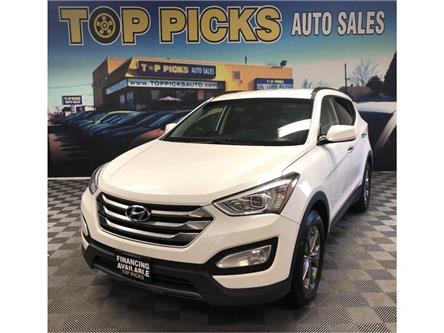 2016 Hyundai Santa Fe Sport 2.4 (Stk: 318396) in NORTH BAY - Image 1 of 27