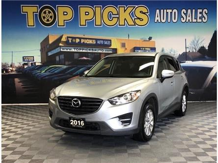 2016 Mazda CX-5 GX (Stk: 806163) in NORTH BAY - Image 1 of 17