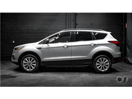 2019 Ford Escape SEL (Stk: CF19-510) in Kingston - Image 1 of 34