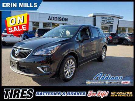 2019 Buick Envision Essence (Stk: KD105595) in Mississauga - Image 1 of 20