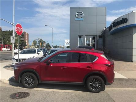 2019 Mazda CX-5 GS AWD COMFORT PKG (Stk: DEMO81490) in Toronto - Image 2 of 12
