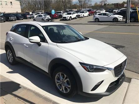 2019 Mazda CX-3 GS AWD/IACTIVE SENSE (Stk: DEMO81065) in Toronto - Image 2 of 16