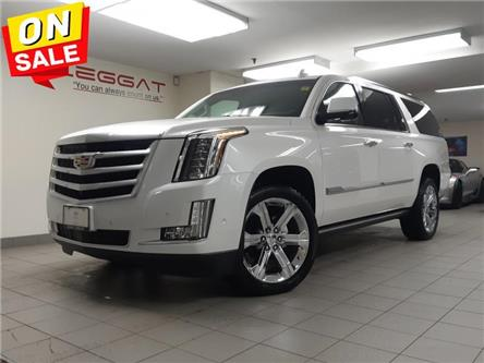 2019 Cadillac Escalade ESV Premium Luxury (Stk: 99561) in Burlington - Image 1 of 21