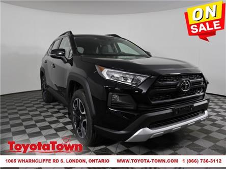 2019 Toyota RAV4 Trail (Stk: D0588) in London - Image 1 of 30