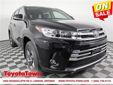 2019 Toyota Highlander Limited (Stk: D0651) in London - Image 1 of 30