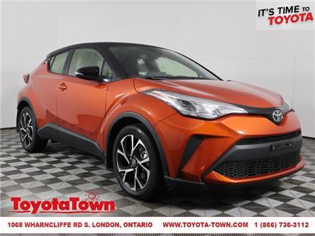 2020 Toyota C-HR XLE Premium (Stk: E1412) in London - Image 1 of 30