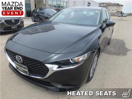 2019 Mazda Mazda3 GS Auto i-Active AWD (Stk: M19058) in Steinbach - Image 1 of 22