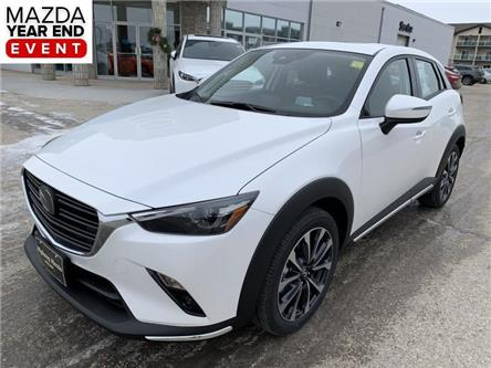 2020 Mazda CX-3 GT (Stk: M20009) in Steinbach - Image 1 of 28