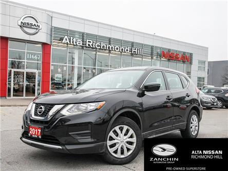 2017 Nissan Rogue S (Stk: RY193046A) in Richmond Hill - Image 1 of 7
